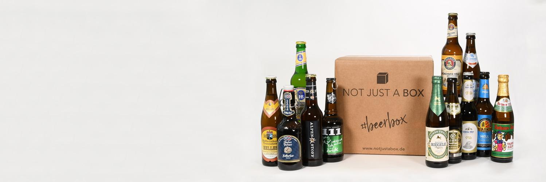 Beer box birre tedesche